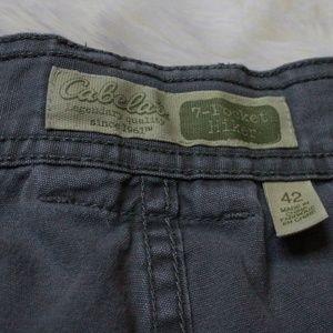 Cabela's 7-Pocket Hiker pants